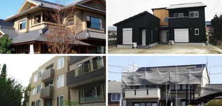 外壁・防水塗装・屋根・室内塗装・点検